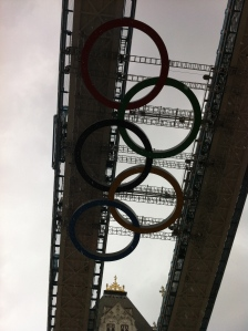 Olympic Rings up